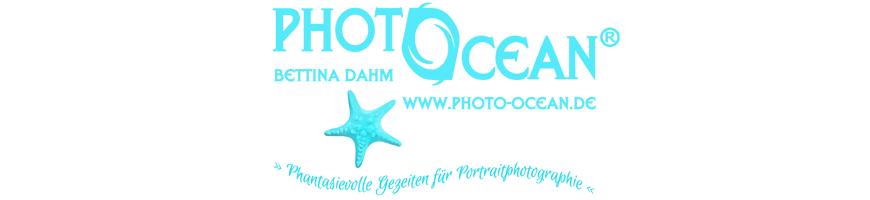 Photo Ocean | Bettina Dahm | Fotografin aus Bergisch Gladbach logo