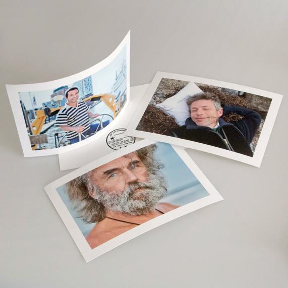 Fotodrucke auf Künstlerpapier